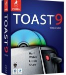 Mac + TiVo? Roxio Toast 9 Titanium is $30 AR Today!