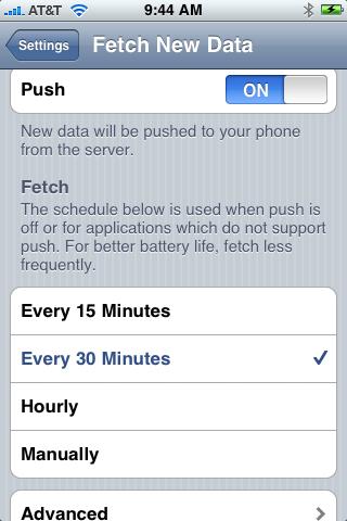A Few iPhone Exchange ActiveSync Gotchas - Stephen Foskett