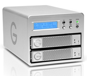 Fabrik, maker of SOHO storage devices like this G-Safe, has been acquired by Hitachi GST