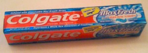 Traveler's unicorn: A 3 oz tube of toothpaste! Why did it take so long for a TSA-approved tube?