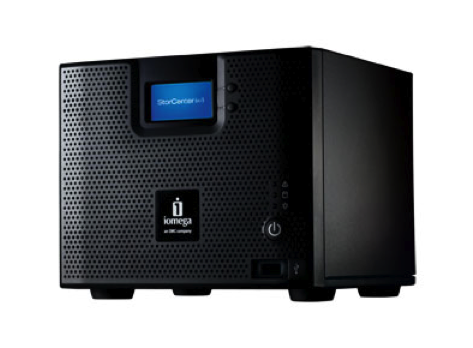 The Iomega ix4-200d is a sleek 4-drive SOHO RAID system that does just about everything, from NAS to Time Machine to iSCSI for a list price right around $700?
