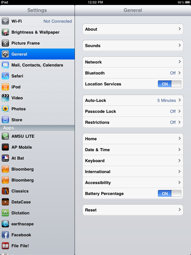 How To Sync Your iPad With Your Exchange Server - Stephen