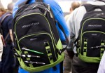 Donate your conference backpacks to school kids in need!