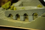 How We Built a Totally Awesome Roman Aqueduct Diorama