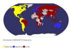 Making Sense of Global Mobile Phone Networks