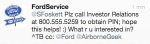 """Yes! Ford Offers """"X-Plan"""" Pricing for Shareholders!"""