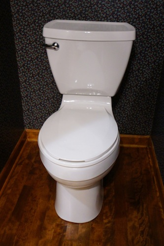 Review American Standards Champion 4 Toilet Flushes Almost Anything