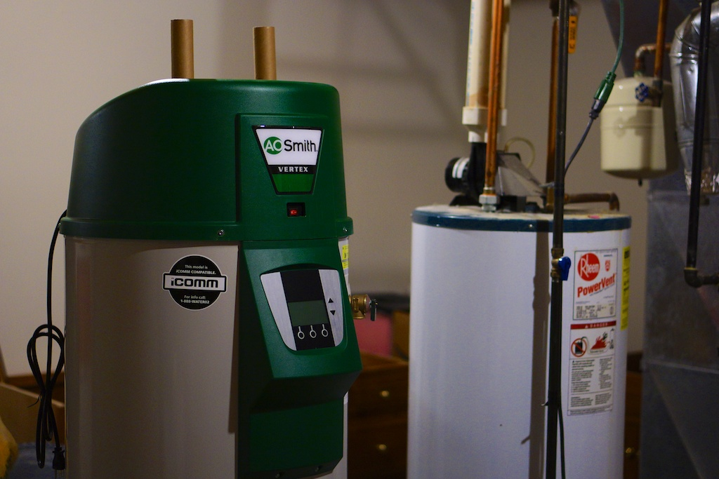 A High-Tech Water Heater? Yep! Introducing the A. O. Smith Vertex ...