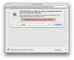 MacBook Users: Encrypt Your Drive with OS X FileVault! It's Easy and Free!