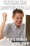 vSphere 6: NFS 4.1 Finally Has a Use?