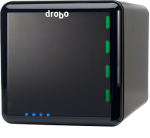 The third-generation drobo is just about the perfect home storage device