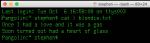 The Best Mac OS X Terminal Font: Glass TTY VT220