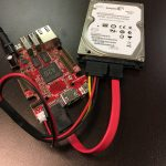 Here's Something Your Raspberry Pi Can't Do: Gigabit Ethernet and SATA in the Olimex A20-OLinuXIno-LIME2