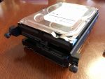 It's Fine To Mount Hard Drives On Their Side Or Even Upside-Down