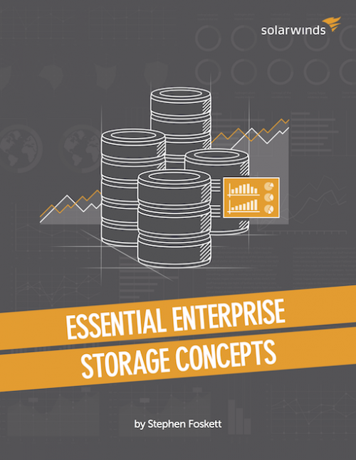 The Book Essential Enterprise Storage Concepts Is Intended As An Introduction To Field Of For Technical Aunces