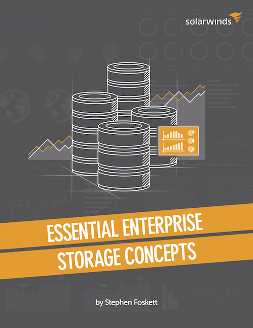 "Download My Free E-Book, ""Essential Enterprise Storage Concepts""!"