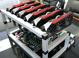 Where Have All The GPU's Gone? Cryptocurrency Mining!